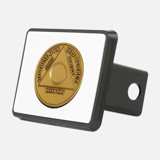 Alcoholics Anonymous Anniversary Chip Hitch Cover