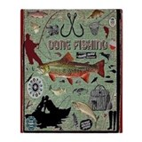 Fishing Fleece Blankets