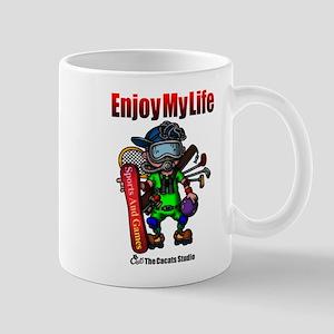 Enjoy my life Mug