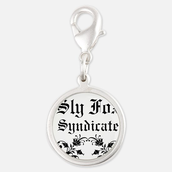 Sly Fox Syndicate Logo Charms