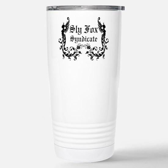 Sly Fox Syndicate Logo Travel Mug