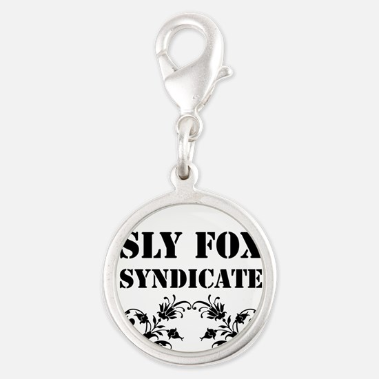 Sly Fox Syndicate Logo Bold Charms