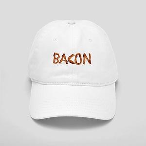 Bacon in the Shade of Bacon Baseball Cap