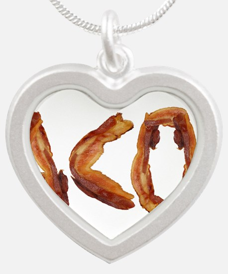 Bacon in the Shade of Bacon Necklaces