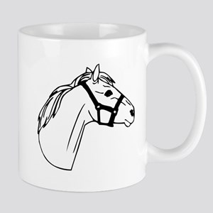 Horse Face Mugs
