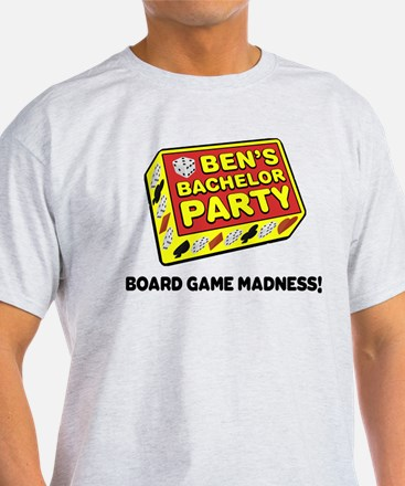 Ben's Bachelor Party T-Shirt