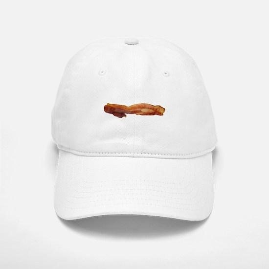 Bacon Strip Horizontal Baseball Baseball Baseball Cap