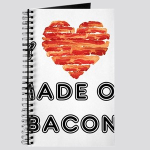 My heart is made of bacon Journal