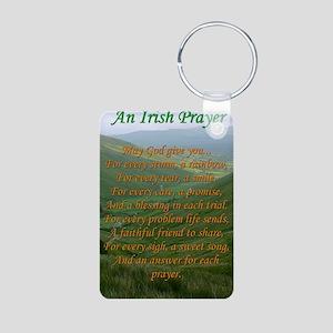 Irish Prayer Keychains