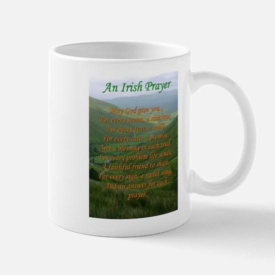 Irish Prayer Mugs