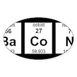Periodic Bacon Sticker