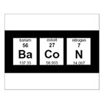 Periodic Bacon Posters