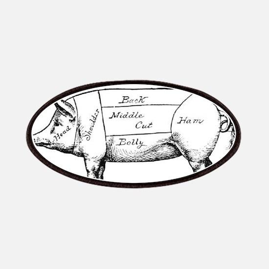 Pig Diagram Patches