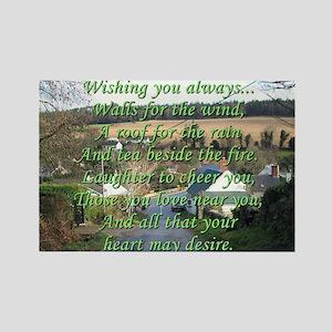 Wishing You Always Magnets