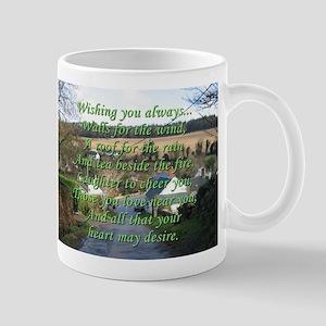Wishing You Always Mugs