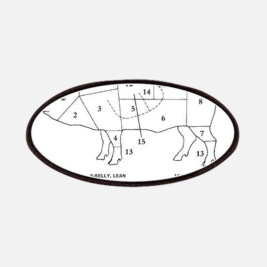 Pig Parts Patches