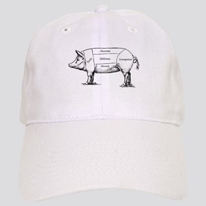 Tasty Pig Baseball Cap