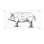 Tasty Pig Banner