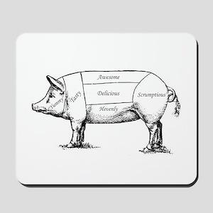 Tasty Pig Mousepad