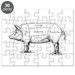Tasty Pig Puzzle