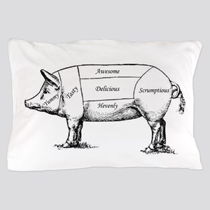Tasty Pig Pillow Case