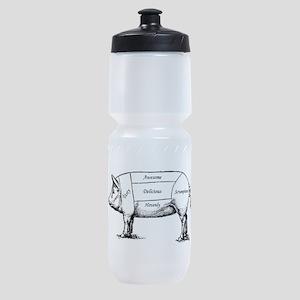 Tasty Pig Sports Bottle
