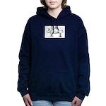 Tasty Pig Women's Hooded Sweatshirt