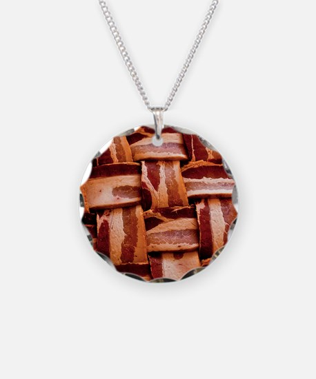 Bacon weave Necklace