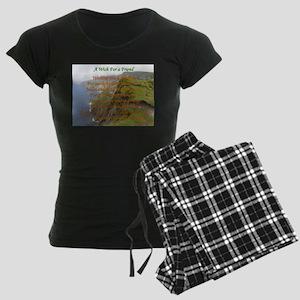 Wish For A Friend Pajamas