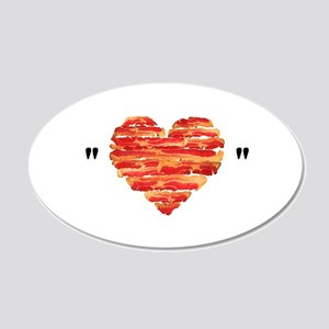 Bacon Quote Wall Decal