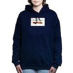 Will strip for bacon strips! Women's Hooded Sweats