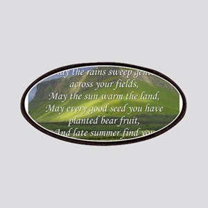 Old Irish Blessing #5 Patches