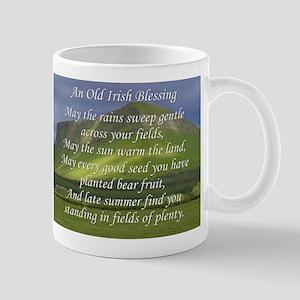 Old Irish Blessing #5 Mugs