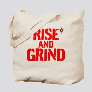 Rise And Grind Tote Bag