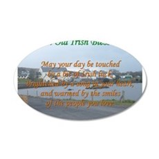 Old Irish Blessing #4 Wall Decal