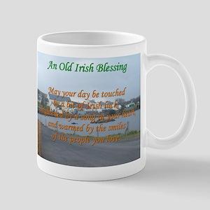 Old Irish Blessing #4 Mugs