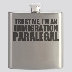 Trust Me, I'm A Immigration Paralegal Flask