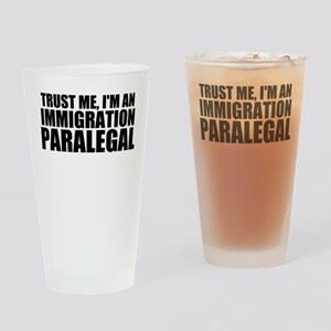 Trust Me, I'm A Immigration Paralegal Drinking