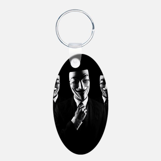 We are anonymous Keychains