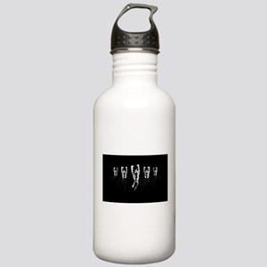 We are anonymous Water Bottle