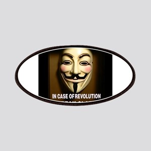 In case of revolution, break glass. Patches