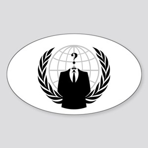 Anonymous Seal Sticker