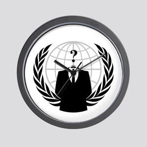 Anonymous Seal Wall Clock