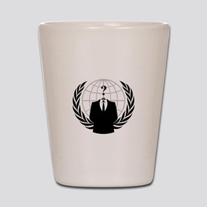 Anonymous Seal Shot Glass