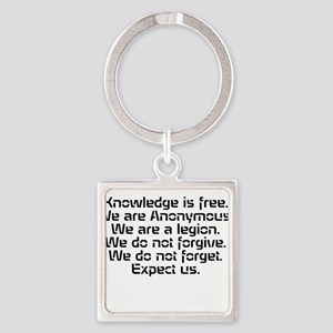 Knowledge is free.1 Keychains