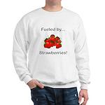 Fueled by Strawberries Sweatshirt
