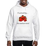 Fueled by Strawberries Hooded Sweatshirt
