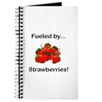 Fueled by Strawberries Journal