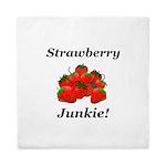 Strawberry Junkie Queen Duvet