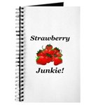 Strawberry Junkie Journal